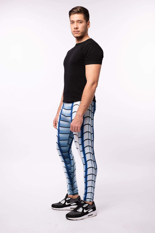 Cyberchrome Meggings