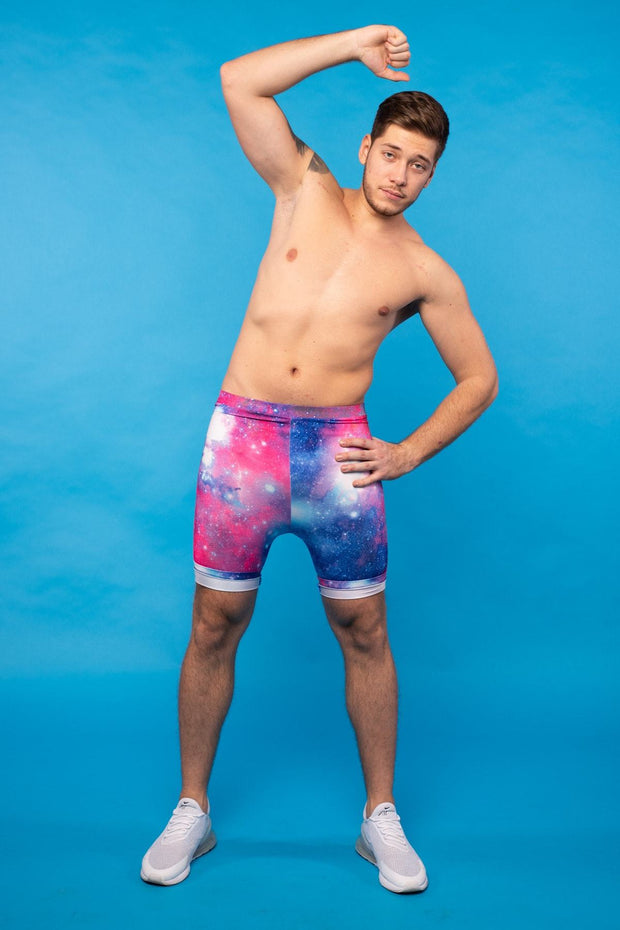Interstellar Compression Shorts