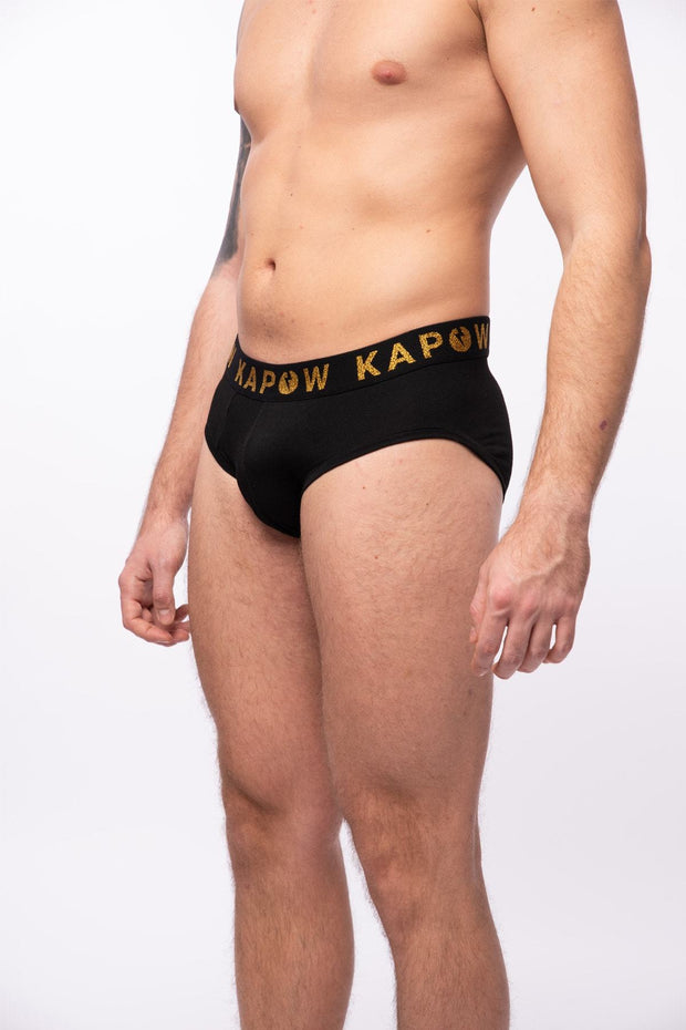 Midnight Brief Underwear Kapow Meggings