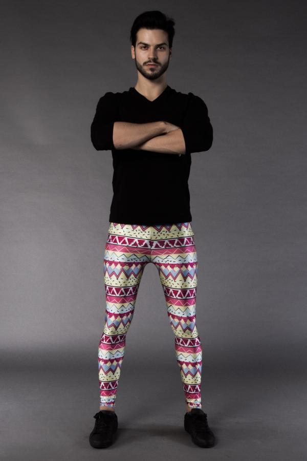 80s Crunk meggings