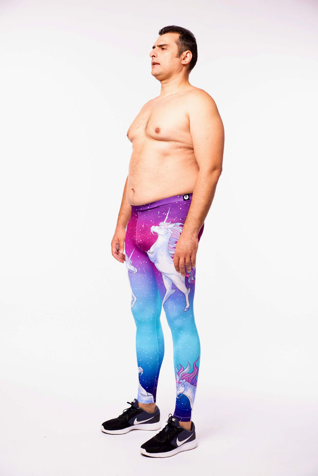 Unicorn Men's Leggings