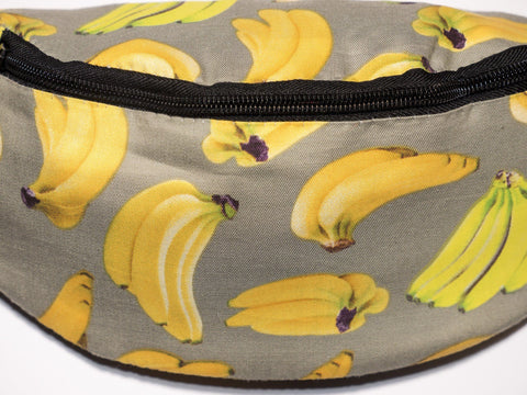 *Bespoke* Go Bananas Bum Bag