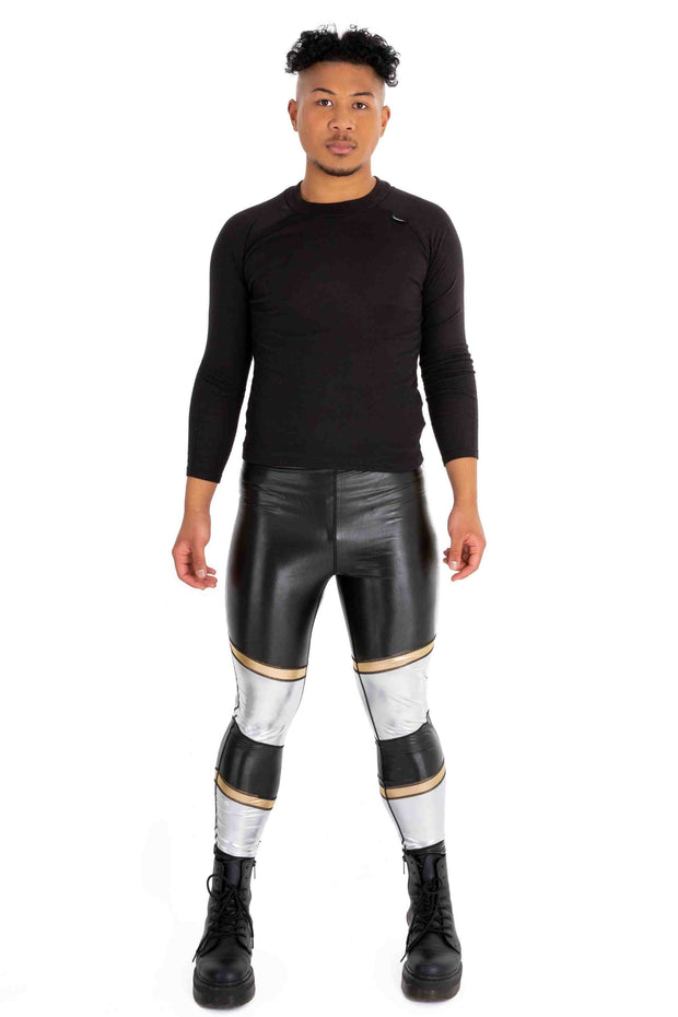 Heavy Metal Meggings
