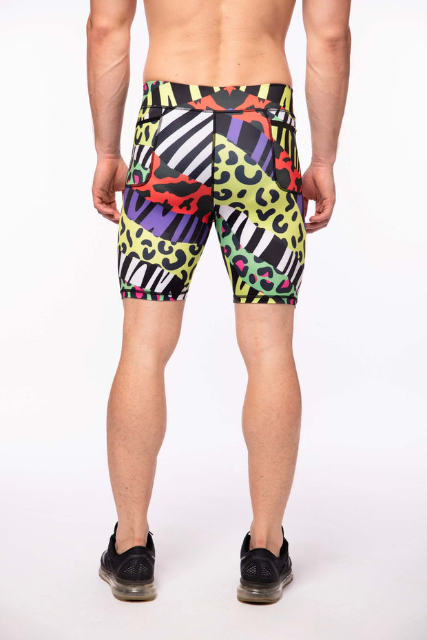 Party Animal Compression Shorts