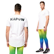 The Meggings Tee / Polar White T-Shirts Kapow Meggings