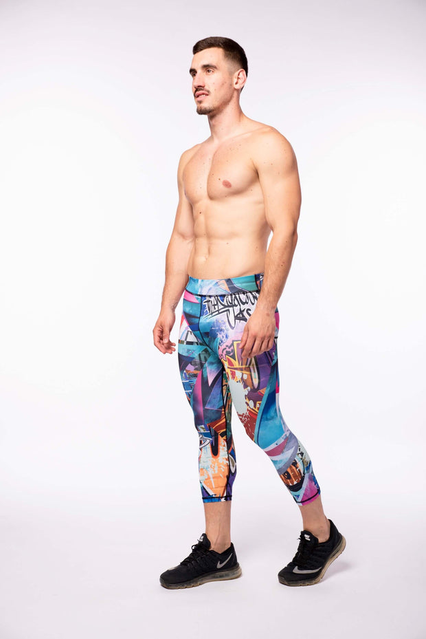 Rev X 3/4 Meggings