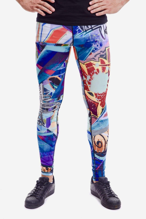 Revolution X Meggings Performance Meggings Kapow Meggings