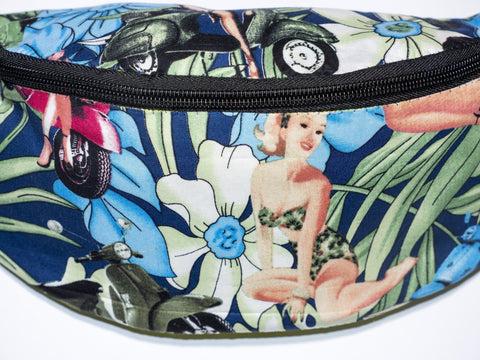 *Bespoke* Tropic Thunder Bum Bag
