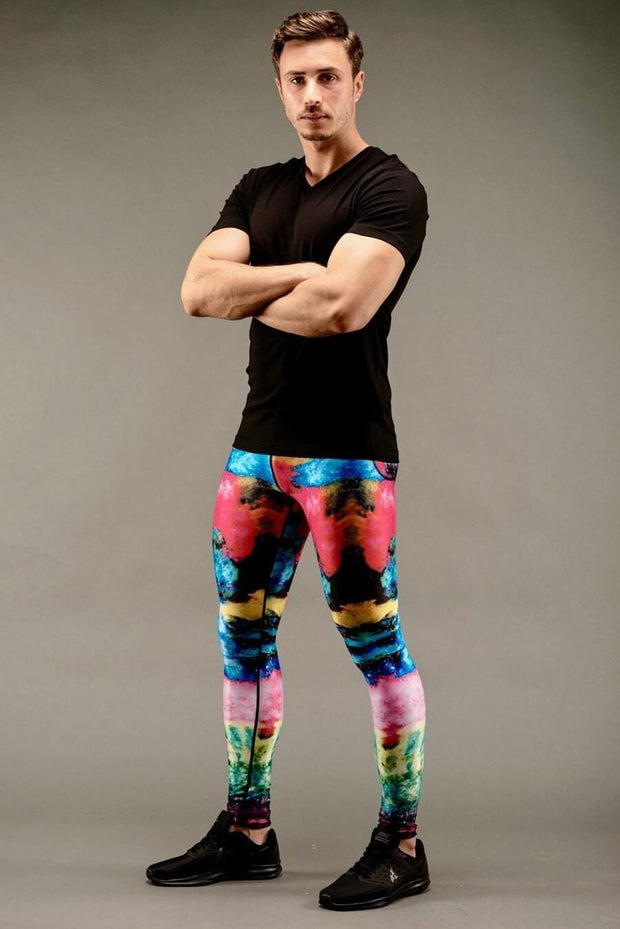 Chromablast Pro Meggings Performance Meggings Kapow Meggings