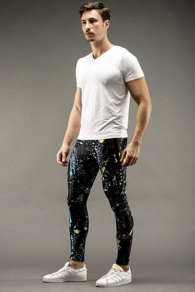 Frenzy Meggings Performance Meggings Kapow Meggings