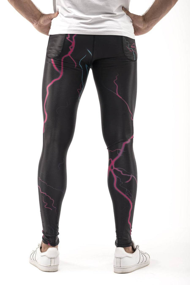 High Voltage Meggings Performance Meggings Kapow Meggings