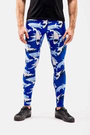 Sharknado Meggings Performance Meggings Kapow Meggings