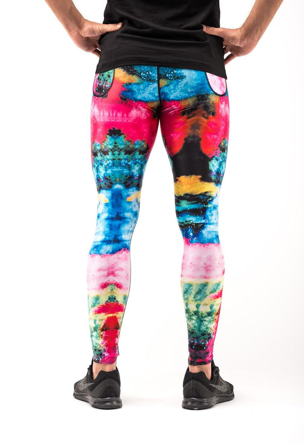 Chromablast Meggings Performance Meggings Kapow Meggings