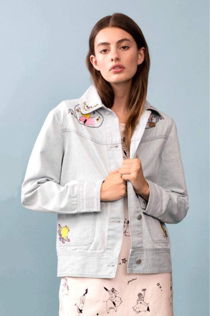 Betty Double Cuff Jacket - RACHEL ANTONOFF