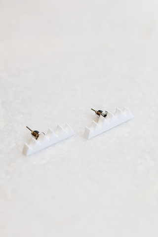 Ziczac Earrings - R/H STUDIO
