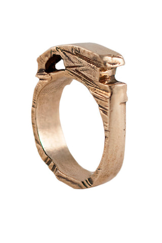 Double Crossed Quill Cuff - K/LLER COLLECTION