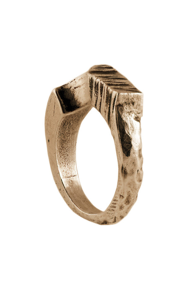 Alluvium Ring - LAB BY LAURA BUSONY