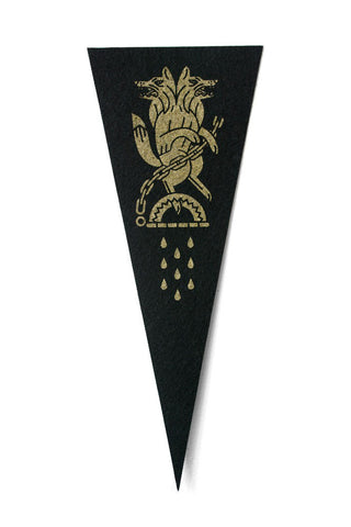 Hand of Glory Mini Pennant - BEETEETH