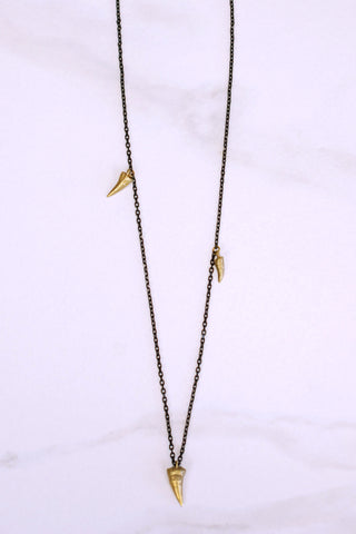Multi Stalactite Necklace - K/LLER COLLECTION