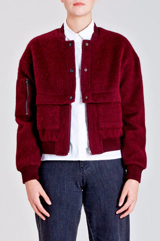 Afterlight Bomber Jacket - NATIVE YOUTH
