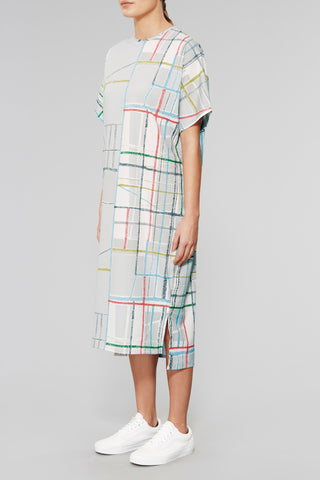 Spectrum T-Shirt Dress - NATIVE YOUTH