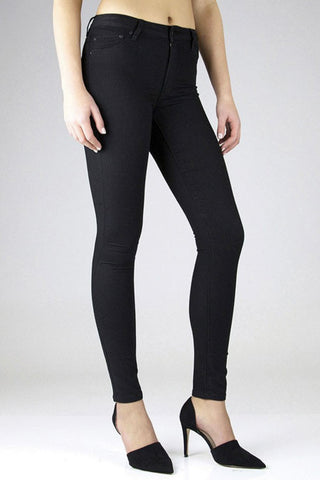 Kitty Skinny | Back In Black - RES DENIM