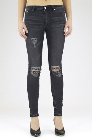 Kitty Skinny | Voodoo - RES DENIM