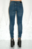 Trashqueen Skinny | Dark Dreams - RES DENIM