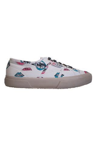 Huuli Print R/H x Superga Shoes - R/H STUDIO