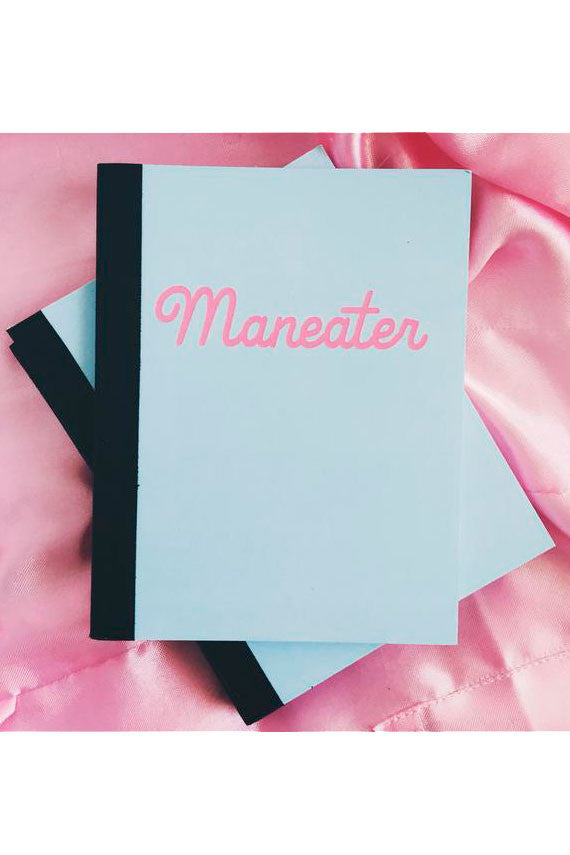 Maneater Notebook - YVNG PEARL