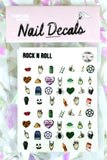 Spooky Nail Decals - YVNG PEARL