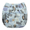 Newborn Capri Diaper Covers