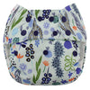 One Size Pocket Diapers w/ Organic Cotton Inserts