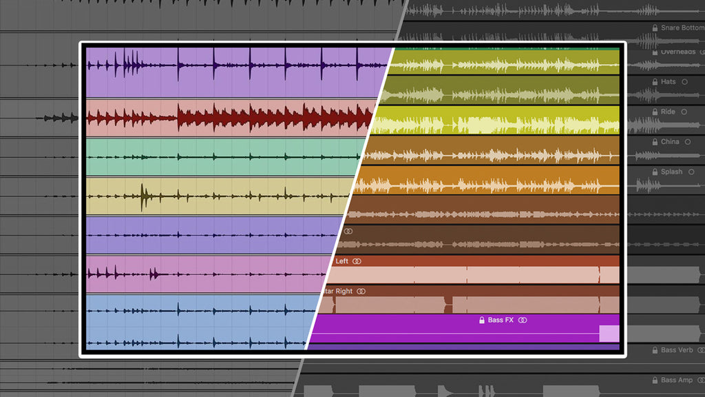 The Difference Between Multi-Tracks And Stems – Joey Sturgis