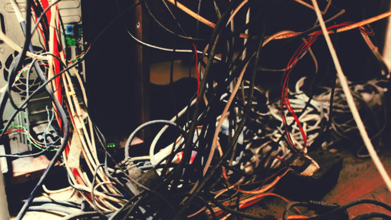 The Ultimate Guide to Studio Cable Management