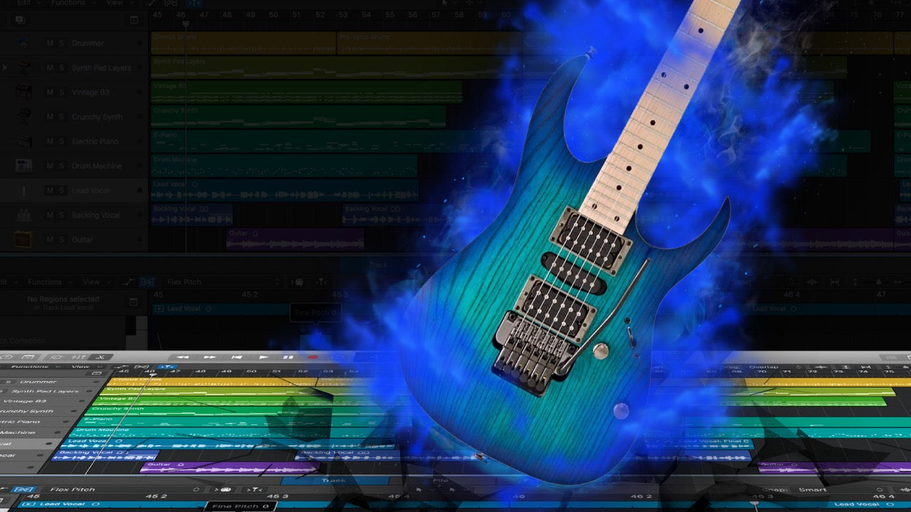 How To Create HUGE Rhythm Guitar Mixes