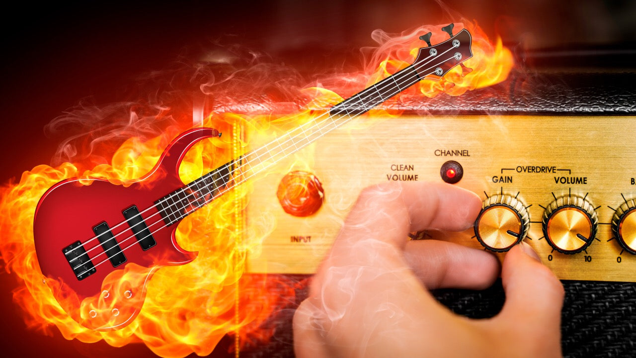 Adding Intensity to Any Bass Tone