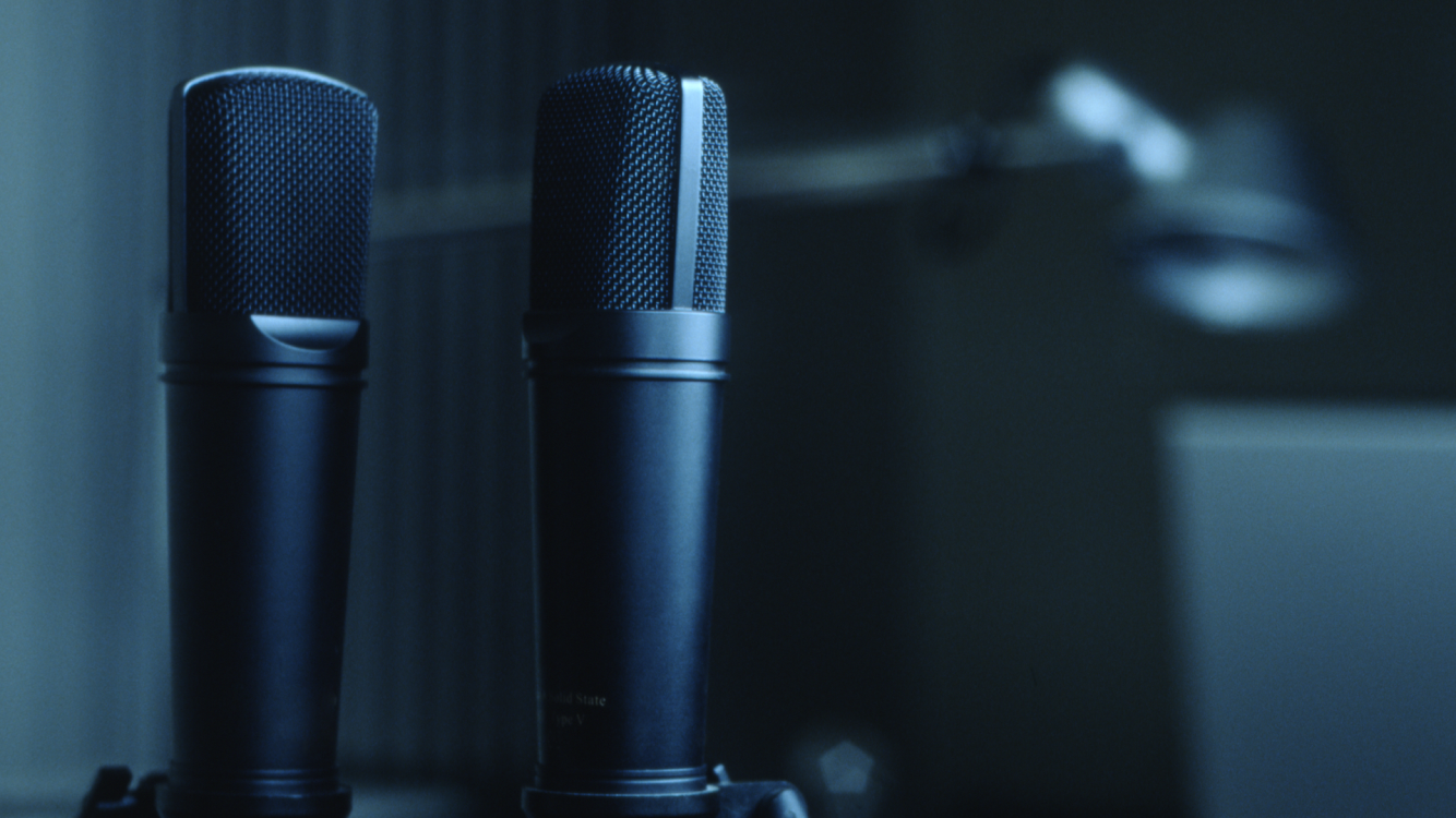 Recording Vocals With Two Mics