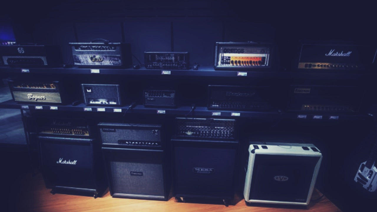How Many Guitar Amps Do You Need?