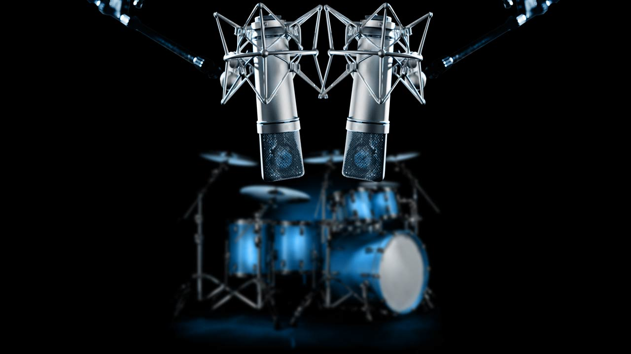 Using Ambient Room Mics To Record Drums