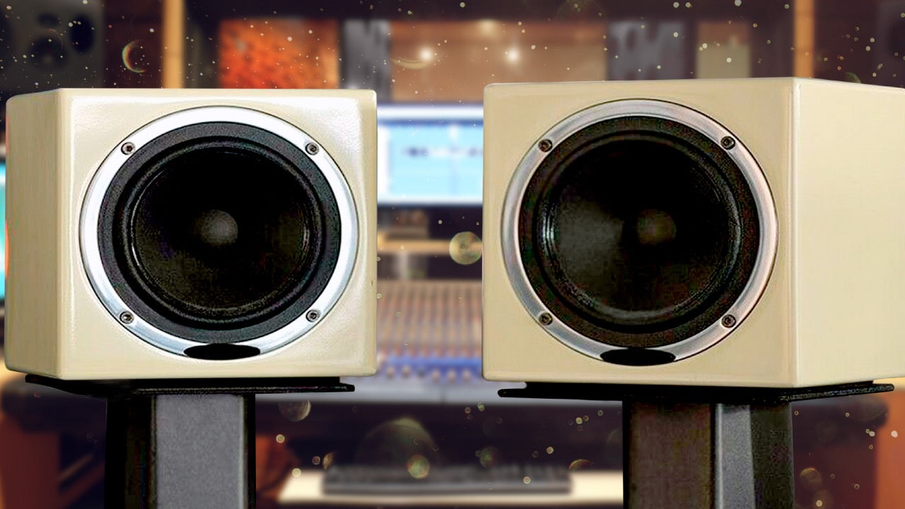 Here's Why Auratone-Style Speakers Are So Popular