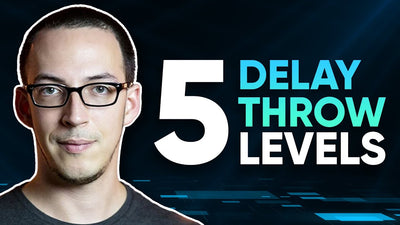 5 Levels of Delay Throws on Vocals