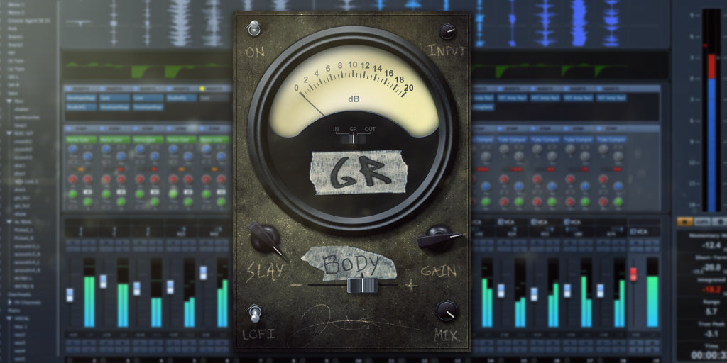 The Beginner's Guide To Vocal Compression – Joey Sturgis Tones