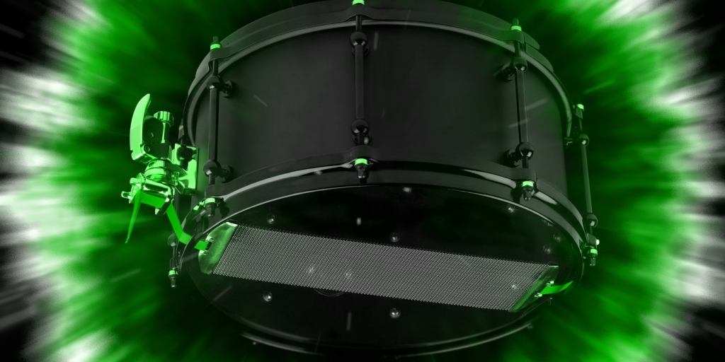 Getting A Wider Snare Sound With Reverb – Joey Sturgis Tones