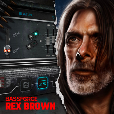 Bassforge™️ Rex Brown