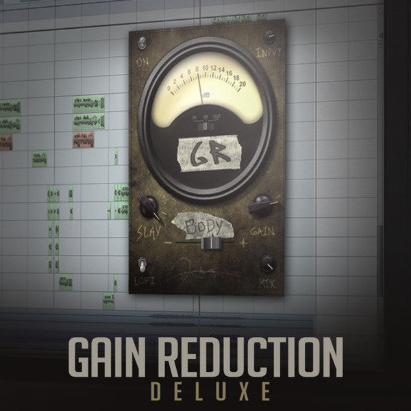 Gain Reduction Deluxe Product Image