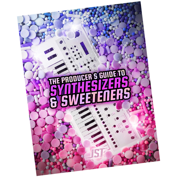 The Producer's Guide To Synthesizers & Sweeteners eBook