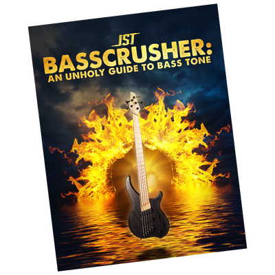 Basscrusher - Bass Tone Guide eBook