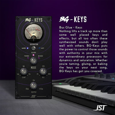 JST Bus Glue BG-Keys