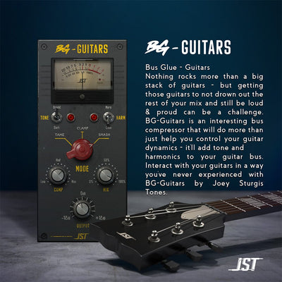 JST Bus Glue BG-Guitars